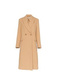 Manteau marron clair Stella McCartney