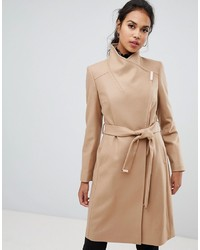 Manteau marron clair Ted Baker