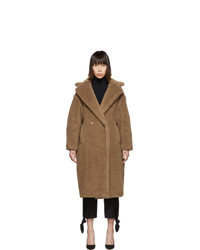 Manteau marron Max Mara
