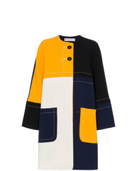 Manteau multicolore Marni