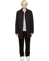 Manteau noir A.P.C.