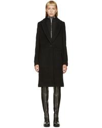 Manteau noir Alexander Wang