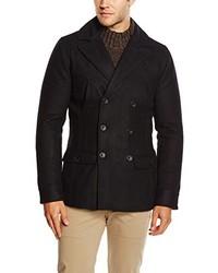 Manteau noir CASUAL FRIDAY