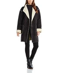 Manteau noir Derhy