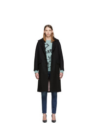 Manteau noir Dsquared2