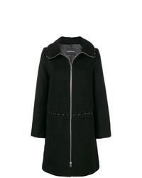 Manteau noir Emporio Armani