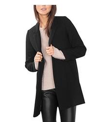 Manteau noir Esprit