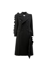 Manteau noir Facetasm