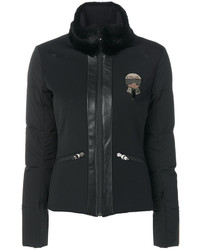 Manteau noir Fendi