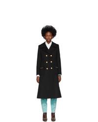 Manteau noir Gucci