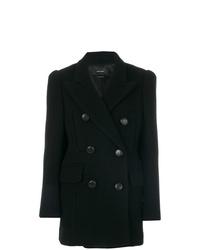 Manteau noir Isabel Marant