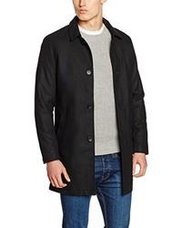 Manteau noir Jack & Jones