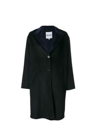Manteau noir Kenzo