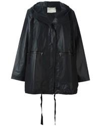 Manteau noir Lanvin