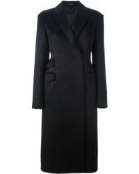 Manteau noir Maison Margiela