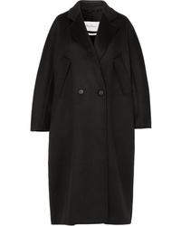 Manteau noir Max Mara