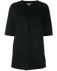 Manteau noir Michael Kors