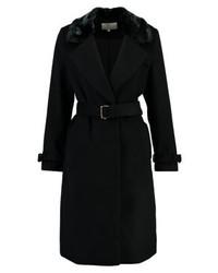 Manteau noir mint&berry