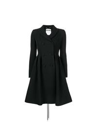 Manteau noir Moschino
