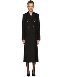 Manteau noir Nina Ricci