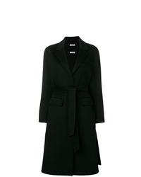 Manteau noir P.A.R.O.S.H.