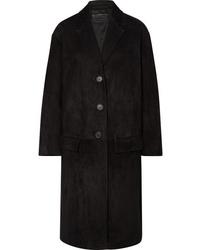 Manteau noir Prada