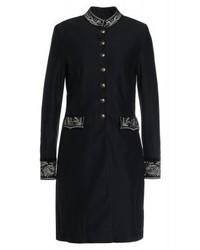 Manteau noir Ralph Lauren