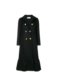 Manteau noir RED Valentino