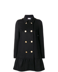 Manteau noir RED Valentino