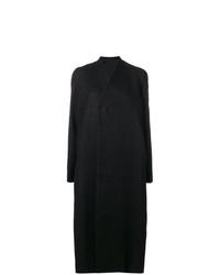 Manteau noir Rick Owens