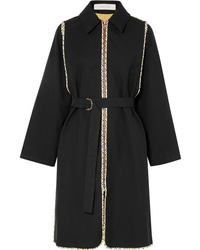 Manteau noir See by Chloe