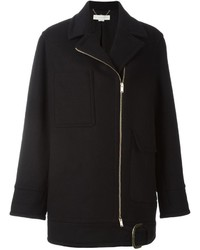 Manteau noir Stella McCartney