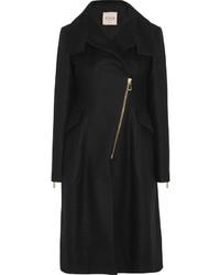 Manteau noir Tod's