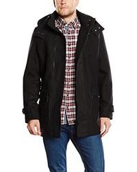 Manteau noir Tom Tailor
