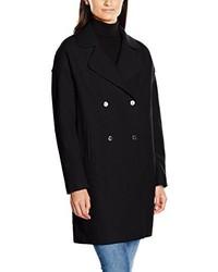 Manteau noir Tommy Hilfiger