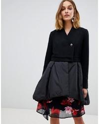 Manteau noir Vero Moda