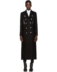 Manteau noir Versus