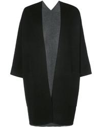 Manteau noir Vince