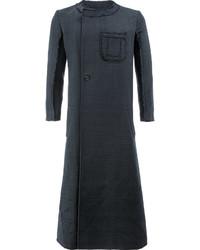 Manteau noir Yang Li