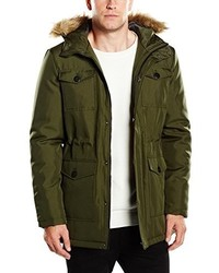 Manteau olive ONLY & SONS