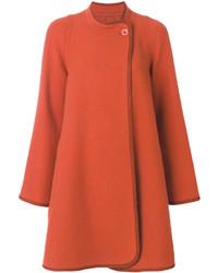 Manteau orange Chloé