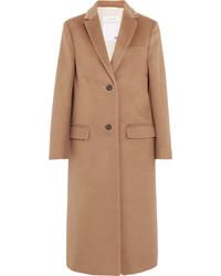 Manteau orné brun clair Valentino