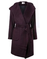 Acheter Les Manteaux Manteau Plus Pourpre Choisir Femmes Pourpres AgBAqr