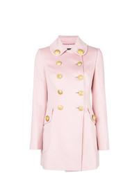 Manteau rose Dolce & Gabbana