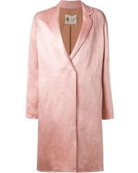 Manteau rose Lanvin