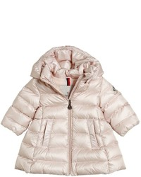 Manteau rose Moncler