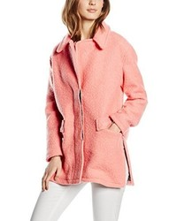 Manteau rose RIVERSIDE