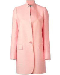 Manteau rose Stella McCartney