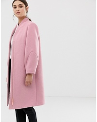 Manteau rose Ted Baker
