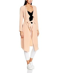 Manteau rose Vero Moda